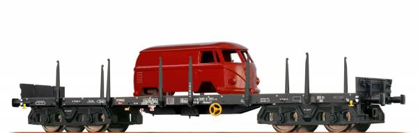 BRAWA 47117 - Rungenwagen Bauart Rmms 663 der DB