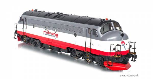 ᐅ NMJ 91505 - H0 | Diesellokomotive TMY 1122 der Railcare