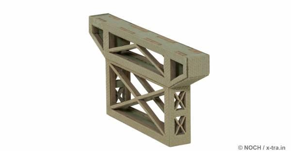 Brückenpfeiler Adapterstück. NOCH 67031