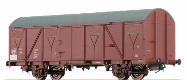 BRAWA 67813 - Gedeckter Güterwagen Bauart Gos der DR