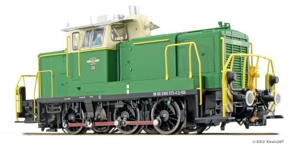 ESU 31424 - Diesellokomotive Baureihe 360 (360 573) der BE