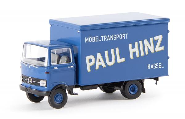 "BREKINA 48541 - MB LP 608 Koffer ""Paul Hinz"""