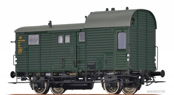 BRAWA 49402 - Güterzuggepäckwagen Bauart Pwg pr14 der DB