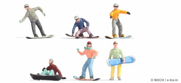 NOCH 15826.Snowboarder
