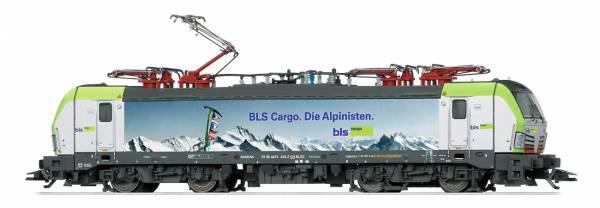Eletrische Lokomotive Reihe 475 der BLS. Trix 22095