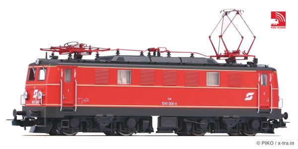PIKO 51883. Elektrolokomotive Rh1041 der ÖBB.