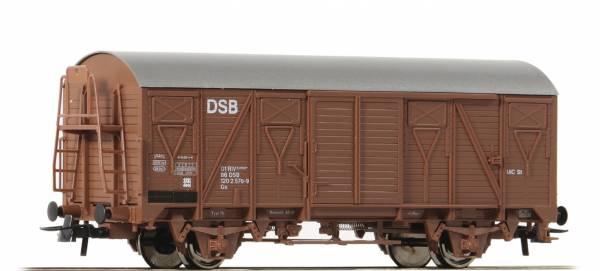 Roco 76896 - Gedeckter Güterwagen, Bauart Gs der DSB