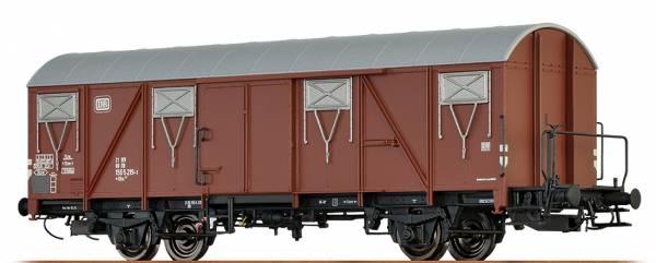 BRAWA 67814 - Gedeckter Güterwagen Bauart Gbs 245 der DB