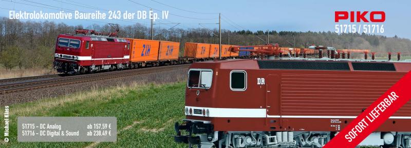 PIKO 51715 Baureihe 243