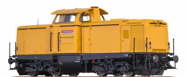 BRAWA 42879 - Diesellokomotive Baureihe 213 der DB AG, Bahnbau Gruppe