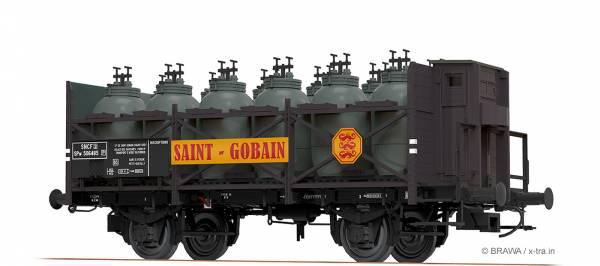 BRAWA 49308 - Säuretopfwagen Bauart Z [P] der SNCF