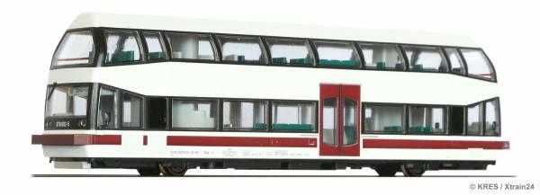 Doppelstock- Schienenbus Baureihe 670 der DB, Epoche VI.