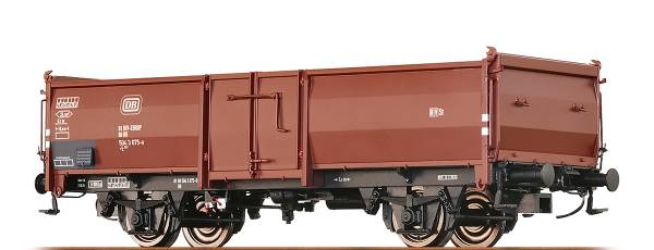 BRAWA 48625 - Offener Güterwagen Bauart E 037 der DB