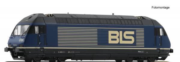 Re 465 der BLS. Roco 73287