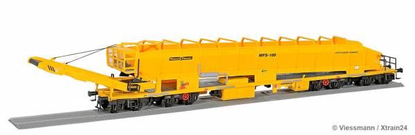 kibri 26150 - Materialförder- und Siloeinheit MFS 100, Fertigmodell