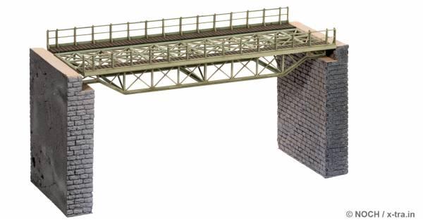 Brückenfahrbahn gerade. NOCH 67024