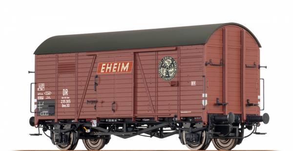 BRAWA 47974 - Gedeckter Güterwagen Bauart Gms 30 der DB