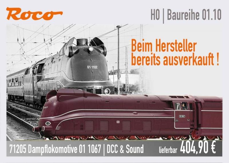 Roco 71205 Baureihe 01.10