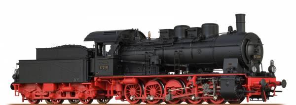 BRAWA 40868 - Dampflokomotive Baureihe 57.10 (57 2191) der DRG