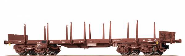BRAWA 47118 - Rungenwagen Bauart Remms der SNCB