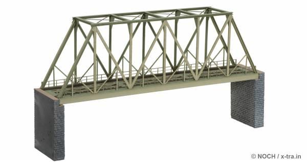 Kastenbrücke, LaserCut. NOCH 67029