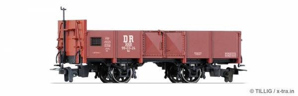 TILLIG - Offener Güterwagen Ow der HSB, Epoche V