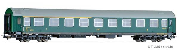 Reisezugwagen 1./2. Klasse ABa, Typ Y, der ČSD. TILLIG 74915