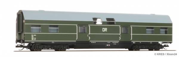 KRES 1961D - Gepäckwagen DDg(e) für Doppelstockgliederzug DGBe (DGB 12) der DR | TT