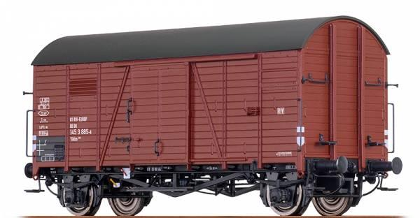 BRAWA 47959 - Gedeckter Güterwagen Bauart Gklm200 der DB