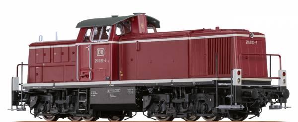 BRAWA 41558 - Diesellokomotive Baureihe 291 der DB