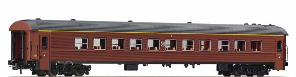 Roco 74512 - Reisezugwagen 1. Klasse Bauart A7 der SJ