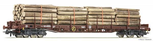 ᐅ Roco 76574 - Rungenwagen Bauart Bauart Rs der SBB