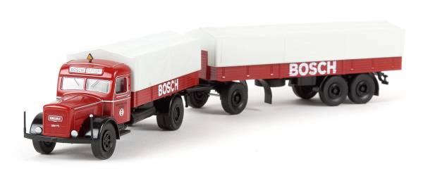 "BREKINA 86112 - Kaelble K 832 L PP-Zug ""Bosch"""