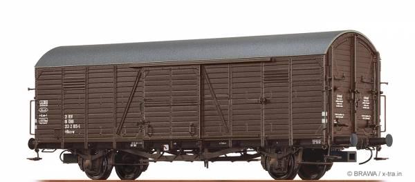 BRAWA 48722 - Gedeckter Güterwagen Bauart Hbcs-w der ÖBB