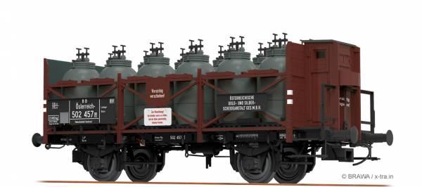 BRAWA 49309 - Säuretopfwagen Bauart Z [P] der ÖBB