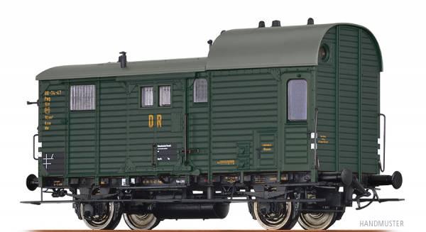 BRAWA 49411 - Güterzuggepäckwagen Bauart Pwg pr14 der DR