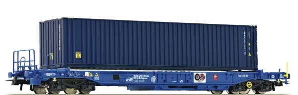 Roco 76748 - Einheitstaschenwagen, Bauart Sdkmms der SNCB