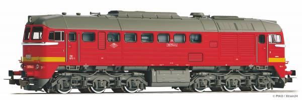 PIKO 52814 - Diesellokomotive Baureihe T679.1 der ČSD