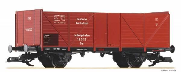 ᐅ PIKO 37964 - Offener Güterwagen Bauart Om der DRG