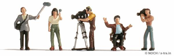Kamerateam. NOCH 15573