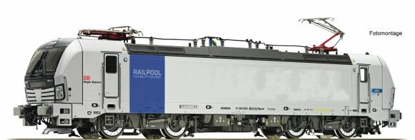 Roco 73933 - Elektrolokomotive Baureihe 193 der Railpool