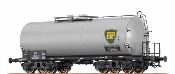 """BRAWA 48945 - Leichtbaukesselwagen Bauart Uerdingen ZZ [P] """" BP"""" der DB"""