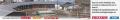 Drehscheibe mit Ringlokschuppen - Gleismaterial für Wechselstrom AC
