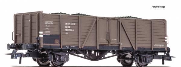 Roco 75951 - Offener Güterwagen der CFL