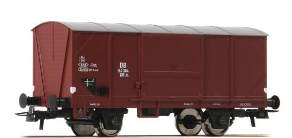 Roco 76845 - Gedeckter Güterwagen, Bauart G 09 der DB