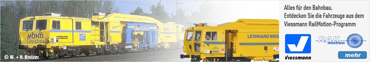 Bau- u. Bahndienstfahrzeuge