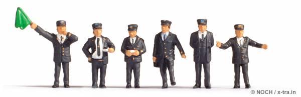 Bahnbeamte Großbritannien. NOCH 15271