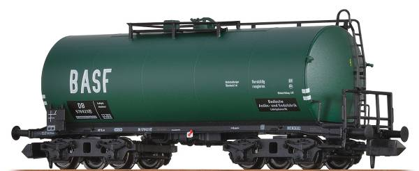 "BRAWA 67716 - Leichtbaukesselwagen Bauart Uerdingen ZZ [P] ""BASF"" der DB"