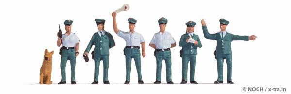 Volkspolizisten DDR. NOCH 45076