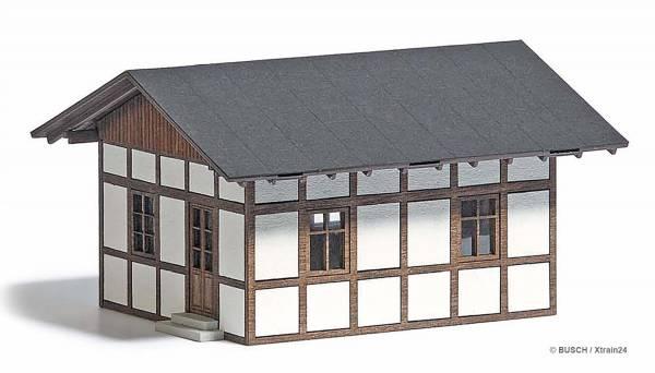 Busch 1662 - H0 | Bahnwärterhaus